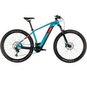 Cube Reaction Hybrid EXC 500, petrol/red